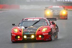 24 Stunden Spa AF Corse Vitaphone Ferrari