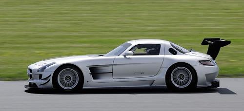AMG Mercedes SLS GT3