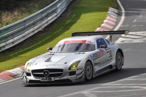 vln nuerburgring mercedes sls gt3