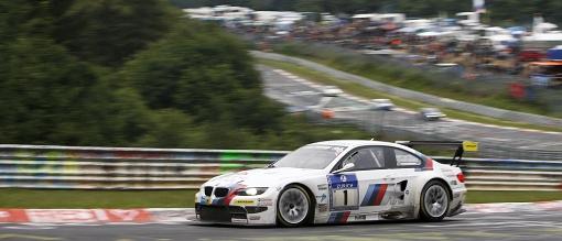 24 stunden Nueburgring BMW