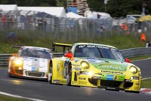 24h Nuerburgring Manthey-Porsche Hybrid-Porsche