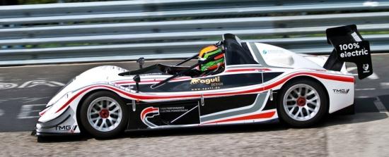 toyota tmg ev p001 rekord nuerburgring