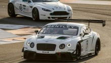 bentley gt3 neu